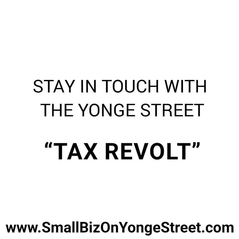Stay In Touch With Yonge Street